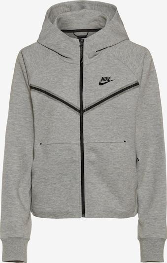 Nike Sportswear Sweatjacke in anthrazit / graumeliert, Produktansicht