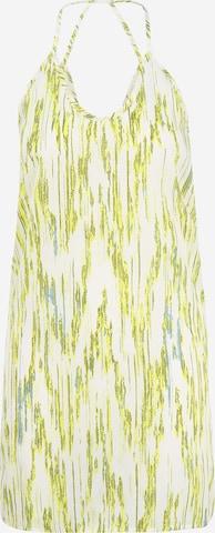 Noisy May Petite Kleid 'RITA' in Weiß