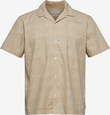 ESPRIT Hemd in Beige