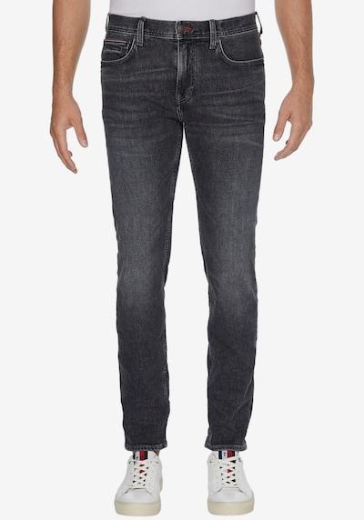 TOMMY HILFIGER TH Jeans Denton in blue denim, Modelansicht