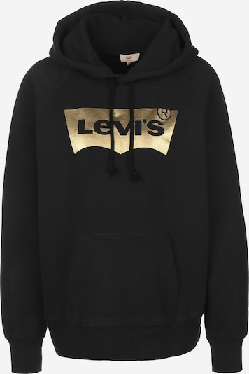 LEVI'S Sweatshirt 'Graphic Sport Batwing Cat' in de kleur Zwart, Productweergave