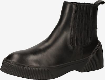 SHABBIES AMSTERDAM Chelsea Boots in schwarz, Produktansicht
