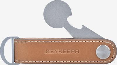 Keykeepa Schlüsselmanager 'Loop ' in braun, Produktansicht