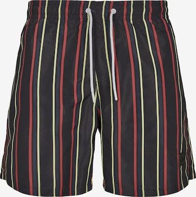 Urban Classics Herren 'Stripe Swim Shorts' in mischfarben, Produktansicht