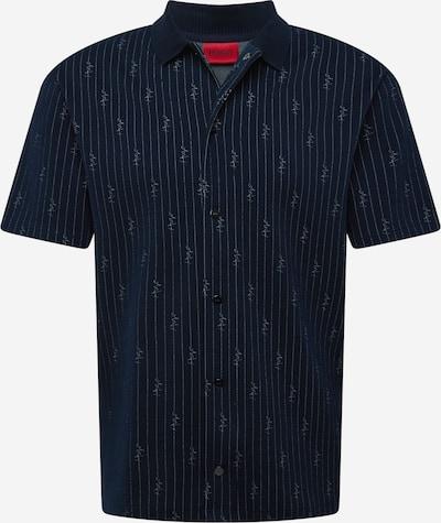 HUGO T-Krekls 'Dunipero', krāsa - tumši zils, Preces skats