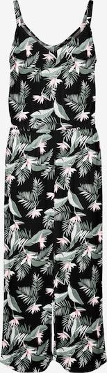 VERO MODA Jumpsuit 'Simply Easy' in mint / rosa / schwarz / weiß, Produktansicht