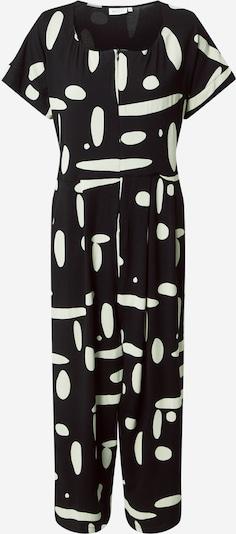 Masai Jumpsuit 'Netta' in beige / schwarz, Produktansicht