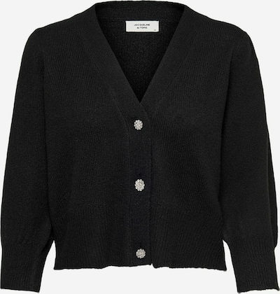 JACQUELINE de YONG Knit cardigan 'Aida' in Black, Item view