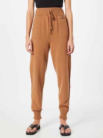 Pantaloni Twinset pe maro, Vizualizare model