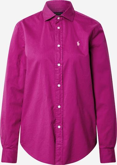 POLO RALPH LAUREN Blouse in de kleur Magenta, Productweergave