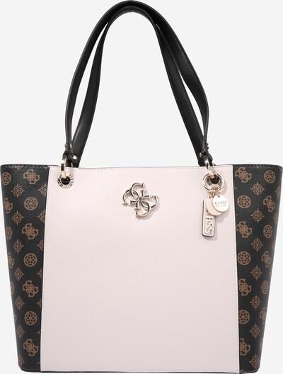 bézs / barna GUESS Shopper táska 'NOELLE', Termék nézet