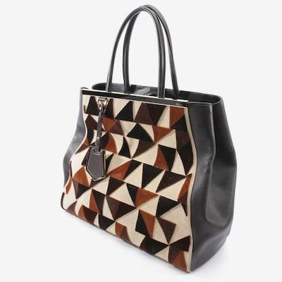 Fendi Handtasche in M in beige / braun, Produktansicht