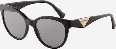 Emporio Armani Sunglasses '0EA4140' in Gold / Black, Item view