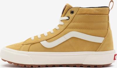 Sneaker înalt VANS pe maro coniac / alb, Vizualizare produs