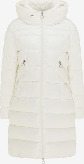DreiMaster Maritim Mantel in weiß, Produktansicht