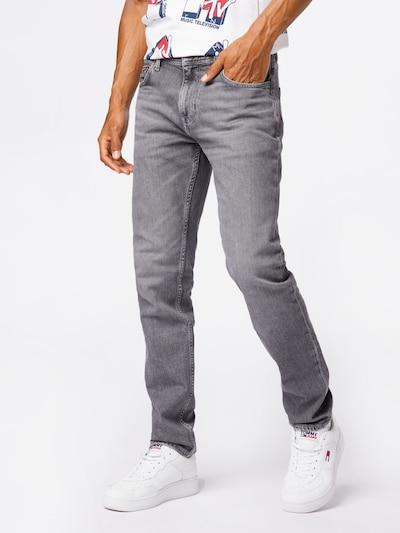 TOMMY HILFIGER Jeans 'Denton' in grey denim, Modelansicht