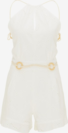 MYMO Jumpsuit in White, Item view