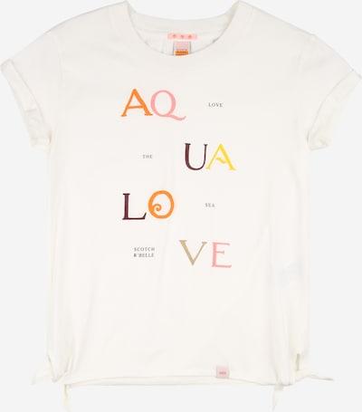 SCOTCH & SODA Shirt in mischfarben / offwhite, Produktansicht