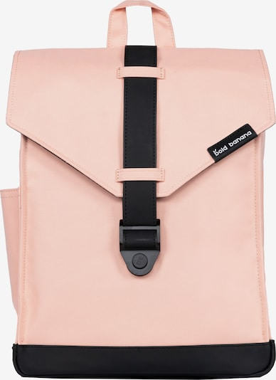 Bold Banana Backpack 'Peach' in Pink / Black, Item view