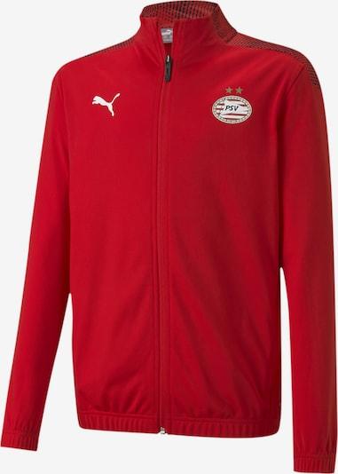 PUMA Jacke in rot: Frontalansicht