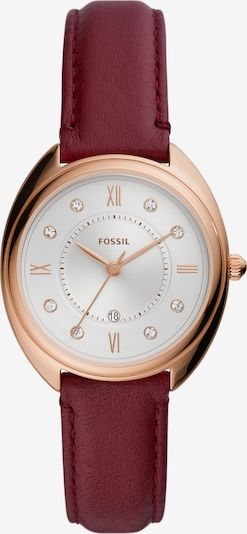 FOSSIL Analog Watch in Rose gold / Red, Item view