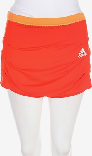 ADIDAS Skirt in XS in Orange, Item view