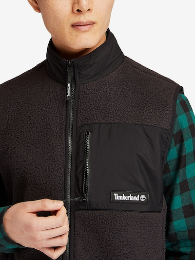 TIMBERLAND Vest in Black, Item view