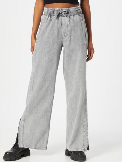 River Island Jeans 'SAVANNAH' in hellgrau, Modelansicht