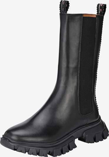 Crickit Chelsea Boot 'LUISE' in schwarz, Produktansicht