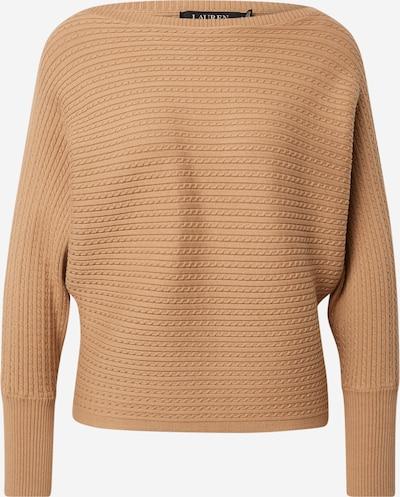 Lauren Ralph Lauren Sweater 'ALEINIA' in Camel, Item view