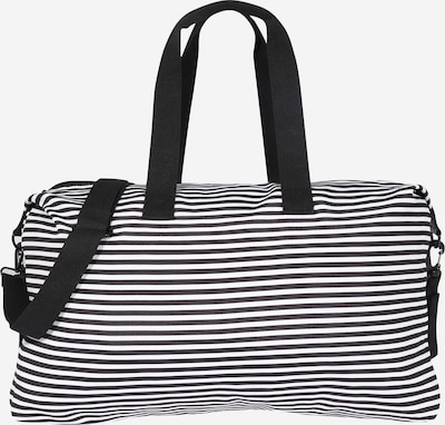 Plase de cumpărături 'Gracie' MAMALICIOUS pe negru / alb, Vizualizare produs