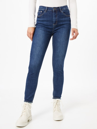 Hailys Jeans 'Toni' in blau, Modelansicht