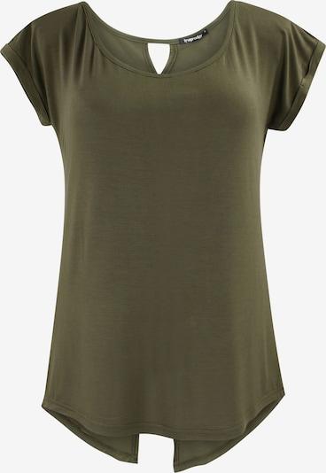 trueprodigy T-Shirt in oliv, Produktansicht