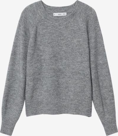 MANGO Pullover 'Broome' in grau, Produktansicht