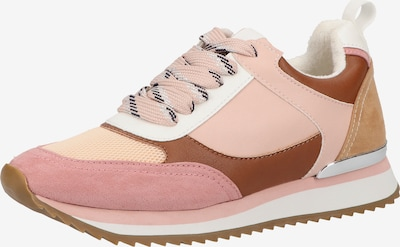 LA STRADA Sneaker in beige / creme / karamell / rosa / rosé, Produktansicht