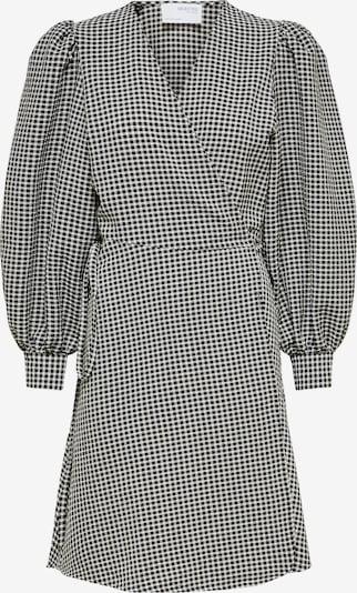 SELECTED FEMME Jurk 'Charlie' in de kleur Zwart / Wit, Productweergave