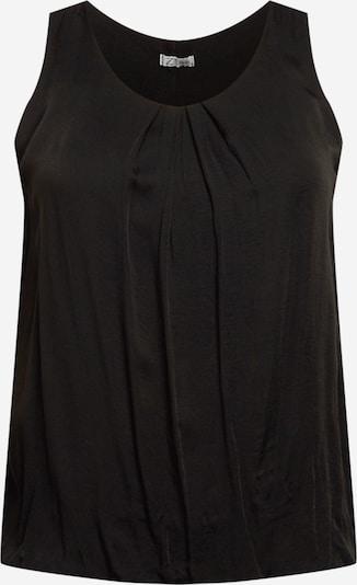 Z-One Top 'Tina' in de kleur Zwart, Productweergave