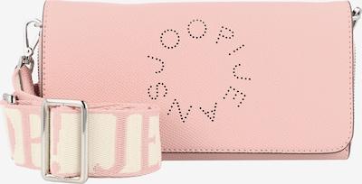 JOOP! Jeans Porte-monnaies 'Giro Leyli' en crème / rose pastel, Vue avec produit