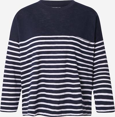 Whistles Shirt in navy / weiß, Produktansicht