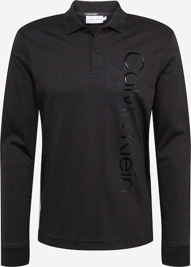 Calvin Klein Shirt in de kleur Zwart, Productweergave