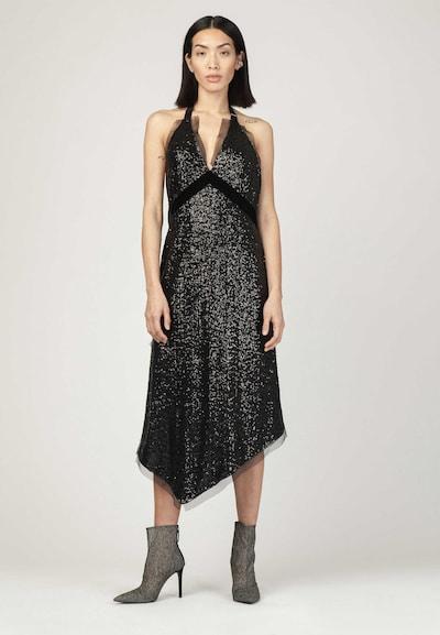 MONOSUIT Cocktailkleid 'PAILLETTES' in schwarz, Modelansicht