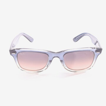 Ray-Ban Sonnenbrille in One Size in Blau