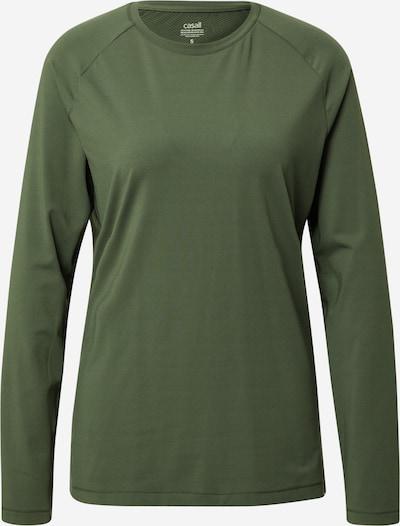 Casall Sportshirt in grün, Produktansicht