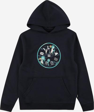 BILLABONG Sweatshirt in blau / jade / pink / weiß, Produktansicht