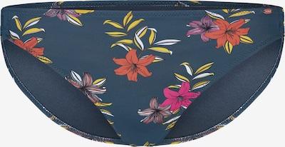 Skiny Bikinibroek 'Lilies' in de kleur Nachtblauw / Gemengde kleuren, Productweergave