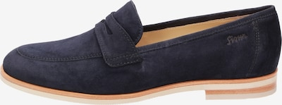 SIOUX Slipper in blau, Produktansicht