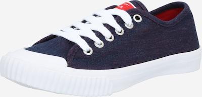Superdry Sneaker 'Low Pro 2.0' in blue denim / weiß, Produktansicht