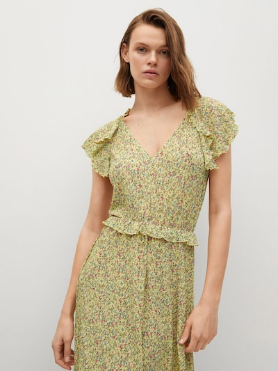 Rochie de vară 'Graciela' MANGO pe galben / mai multe culori, Vizualizare model