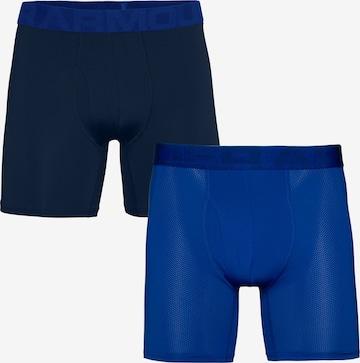 UNDER ARMOUR Boxershorts in Blau