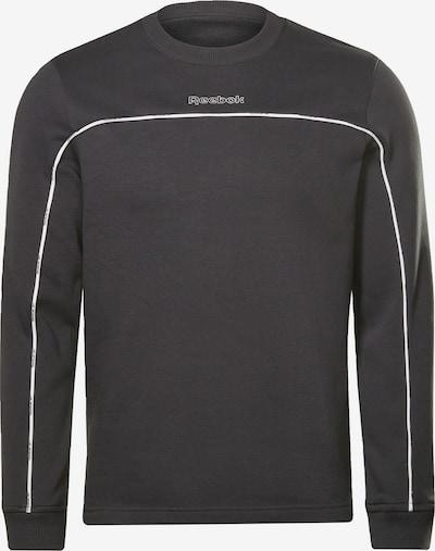 REEBOK Sweatshirt in weiß, Produktansicht